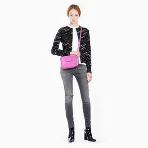 Balenciaga Bags - Balenciaga Everyday XS Camera Metallic Effect Bag